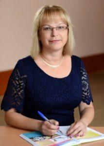 КЛЯЧКОВСЬКА Раїса Василівна – завідувач виробничої практики, спеціаліст вищої категорії