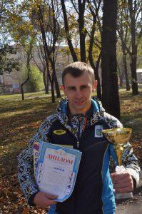 тренер ДКФВ Сергій Гужва зайняв почесне четверте місце