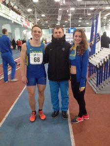 Кубку України з легкої атлетики