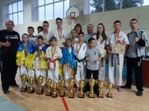 «6-th Open Moldova Cup Karate Kyokushinkai «Grand-Prix Mercedes»