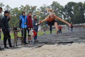 Спортсмени ККФВ стали абсолютними переможцями турніру з легкої атлетики