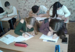 Всеукраїнський конкурс з англійської мови Гринвіч