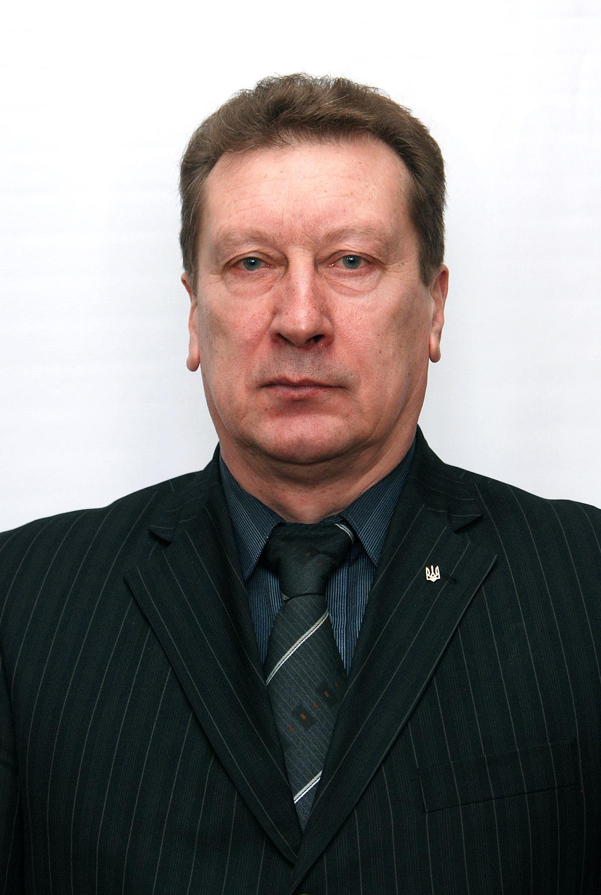 Агеєв В.Г. Викладач правознавства ККФВ