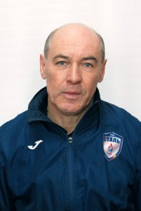 ДЕРУН Володимир Іванович – голова циклової комісії спортивних ігор та важкої атлетики, спеціаліст вищої категорії