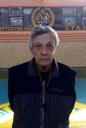Дворніков Валерій Васильович - викладач спортігор (баскетбол).