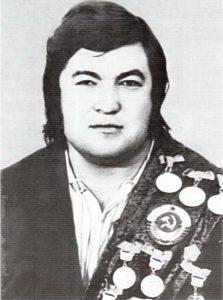 Султан Рахманов