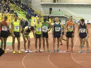 Чемпіонат України з легкої атлетики серед молоді та дорослих, і чемпіонат України по легкоатлетичному багатоборству