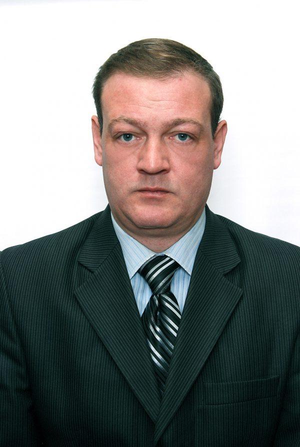 Петерімов В.А. Викладач важкої атлетики