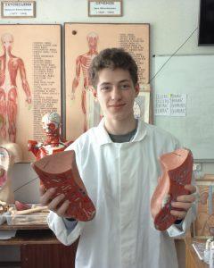 Цікава подорож по організму людини. ККФВ