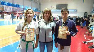 Відкритий чемпіонат Запоріжської області серед дітей, юнаків та юніорів з Кіокушин карате