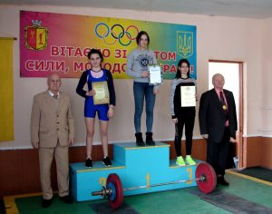 Рекорди та медалі