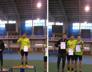 Чемпіонат України з легкої атлетики (7-борство) серед юнаків 2003 року