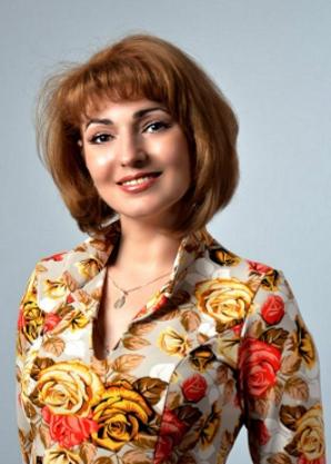Родоманова Олена Василівна