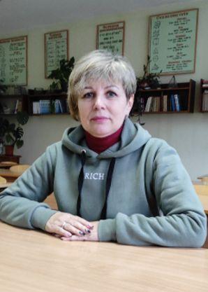 Аврашова Г.Ф. - викладач УкМови